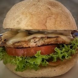 Hamburguesa Chicken