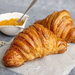 Combo Croissant y Café