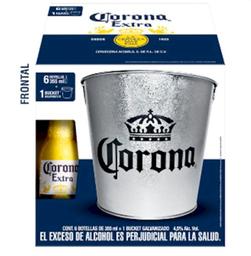 Corona Cerveza + Bucket Corona