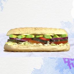Sándwich Vegetariano 20cm