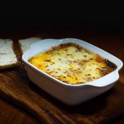 Lasagna de Pollo Miel Mostaza