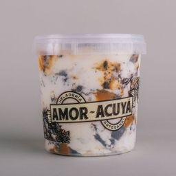 Dolce gelato en pote