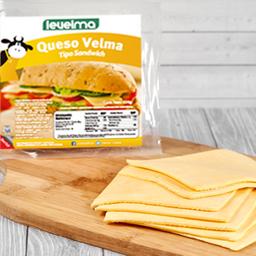 Queso Velma Sabanero Tajado x 250 g