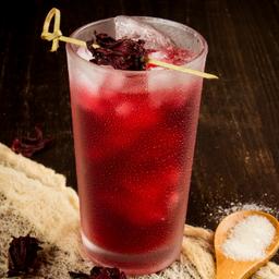 Bebida de Jamaica 12 oz
