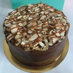Torta Melcochuda de Choco-arequipe