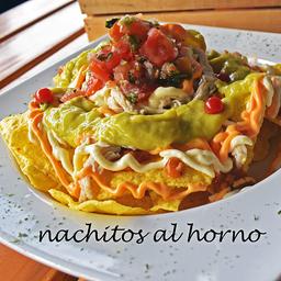 Nachitos al horno