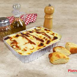 Lasagna Especial (3 ingredientes: Pollo, Champiñon, Jamon)