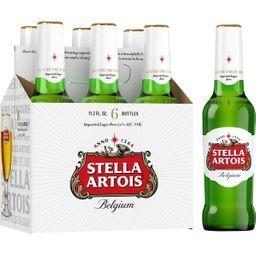 Stella Artois 6 Pack 330 ml