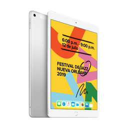 10.2-inch iPad 7th Wi-Fi 32GB - Silver