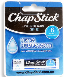 Chap Stick Protector Labial Empaque Con 1 Unidad