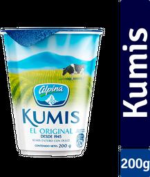 Kumis Original Alpina Vaso X 200G