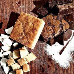 Blondie (brownie Chocolate Blanco)
