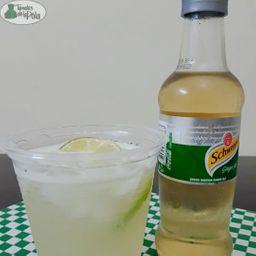 Ginger  limón de 300 ml