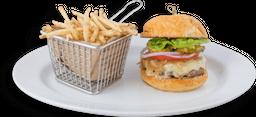 🍔Agadon Burger 150gr + Papas