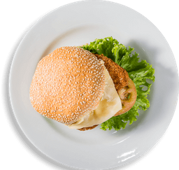 Hamburguesa Filete de Pollo