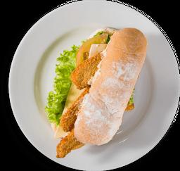 Sándwich Bastones de Pollo
