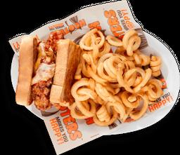 Hooters Original Chicken Strip Sándwich