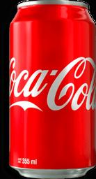 Productos Coca-Cola en Lata