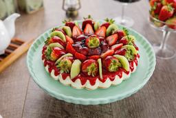 🍰 Cheesecake Frutos Silvestres 8 Porciones