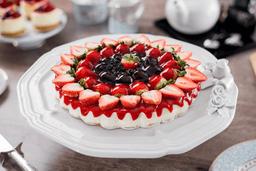 🍰 Cheesecake Tradicional 🍓