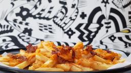 Cheddar Bacon Fries