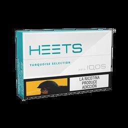 Heets Turquoise Label Cajetilla