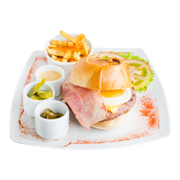 Hamburguesa Texana