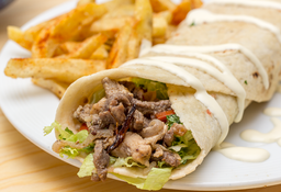 Shawarma tradicional