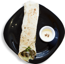 Shawarma mediterráneo