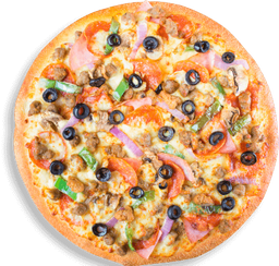 Pizza Regular 6 Porciones