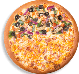 Pizza Mediana 8 Porciones