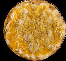 Pizza Pollo Base Miel