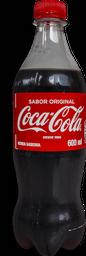 Gaseosa Coca-Cola de 600 ml