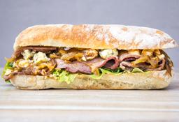 Sándwich Pecaminoso de Roastbeef