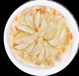 Pizza de Pera, Manzana y Gorgonzola