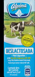 Leche Alpina Deslactosada