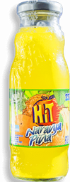 Hit naranja piña 500 Ml