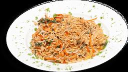 Yakisoba (Pasta) Vegetariana