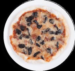 Pizza de Ciruela y Tocineta