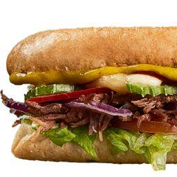 Sándwich Ropa Vieja