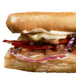 Sándwich Vegetariano Champiñon