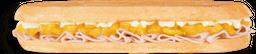 Sándwich Hawaiano
