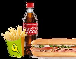 Combo Sándwich Súper Especial