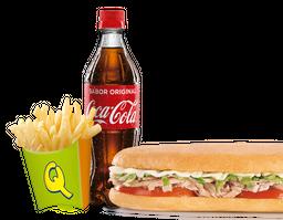 Combo Sándwich De Pollo