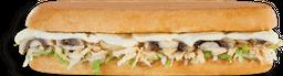 Sándwich  Pollo y Champiñones