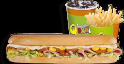 Sándwich Menú Infantil
