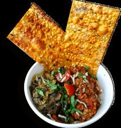 Bowl Italiano (salsa boloñesa 100% res) 450g