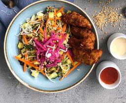 🍛Quínoa Thai (pollo) 450g