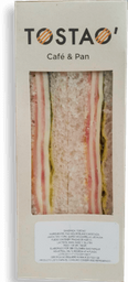 Sándwich TOSTAO'