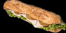 Sándwich Integral de Jamón de Pavo